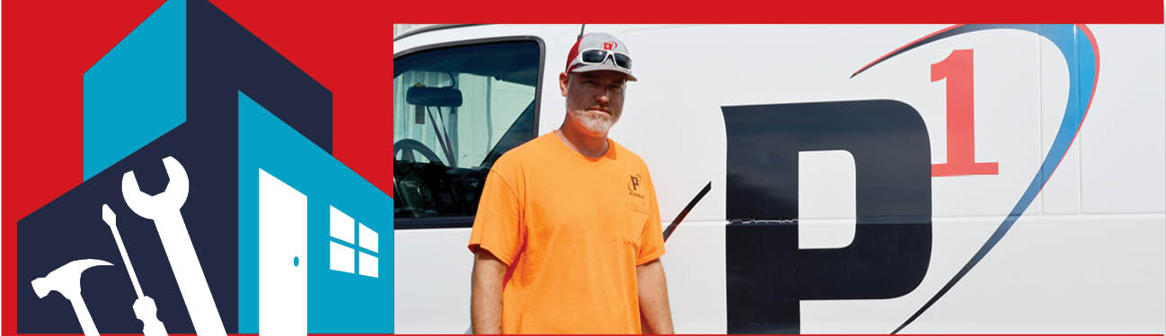 P1 Group Associate Profile on St. Joseph Service Technician Aaron White
