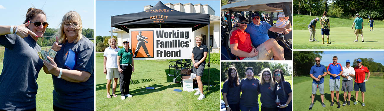 "17th Annual Charity Golf Tournament – Raising ""Green"" on the Green"
