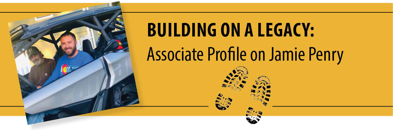 Building on a Legacy: Associate Profile on Jamie Penry