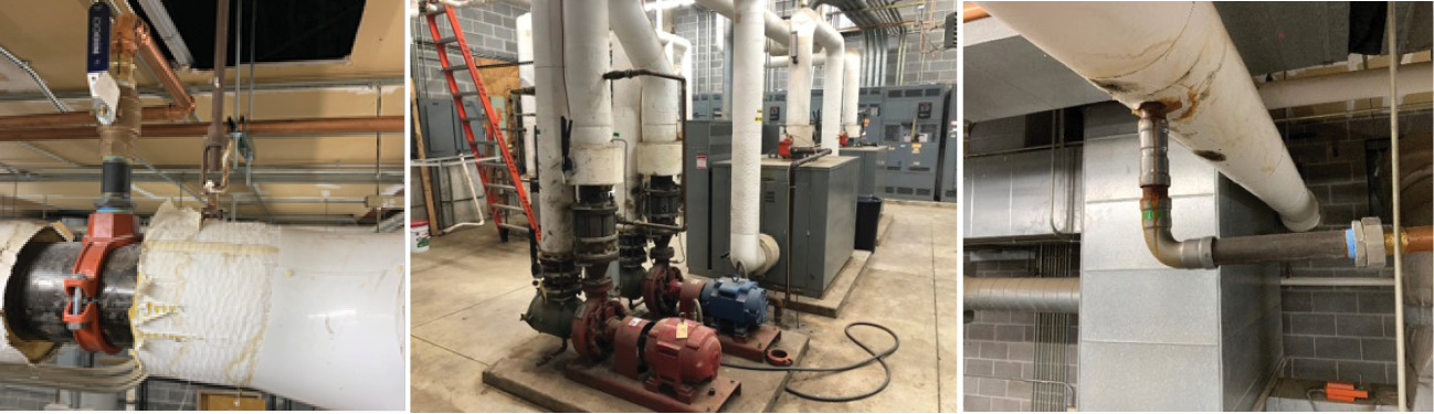 P1 Group Solves Facility Maintenance Challenges at Paola High School
