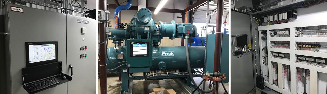 Hunt Midwest Ammonia Compressor Energy Rebate Retrofit