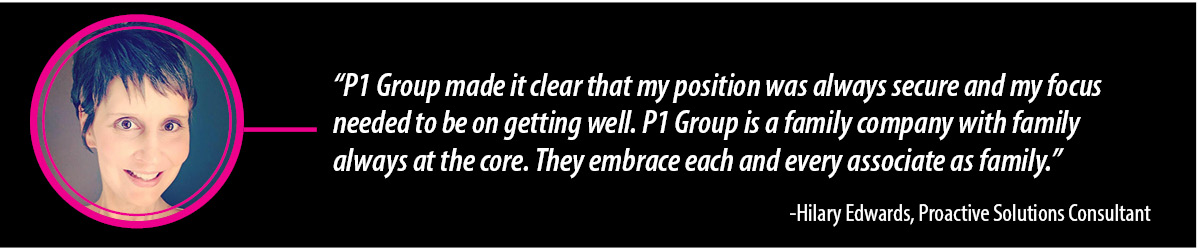 hilary e p1 group quote