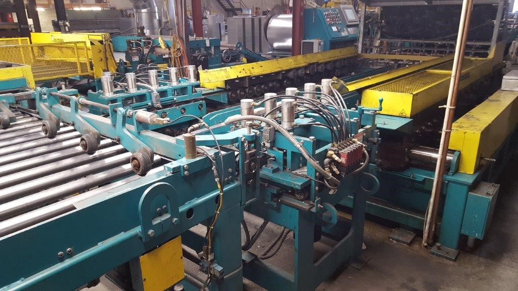 New P1 Group Coil Line Slashes Manufacturing Time