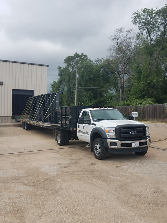 p1 group freight delivery