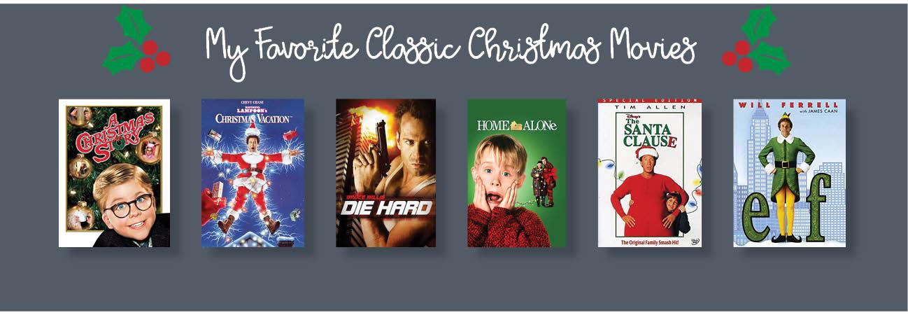 Christmas Movie Picks