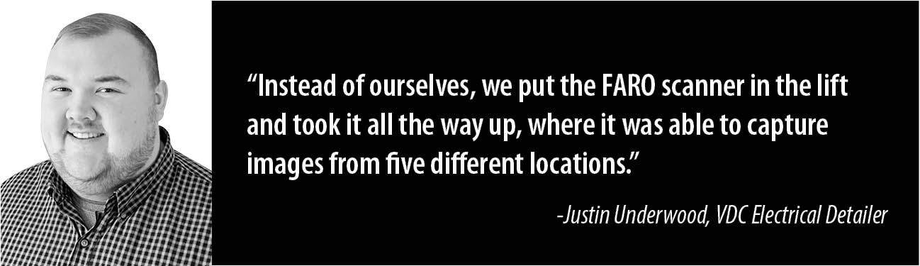 Justin Underwood P1 Group