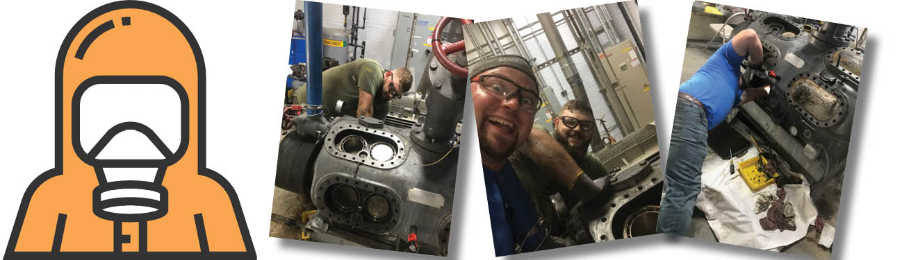 Mighty Trio: P1 Group Ammonia Team Takes Care of Business...and Customers