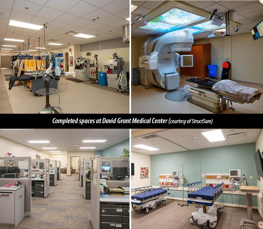 P1 Group David Grant Medical Center
