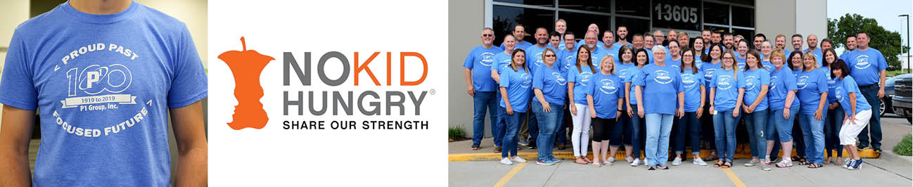 P1 Group Supports No Kid Hungry