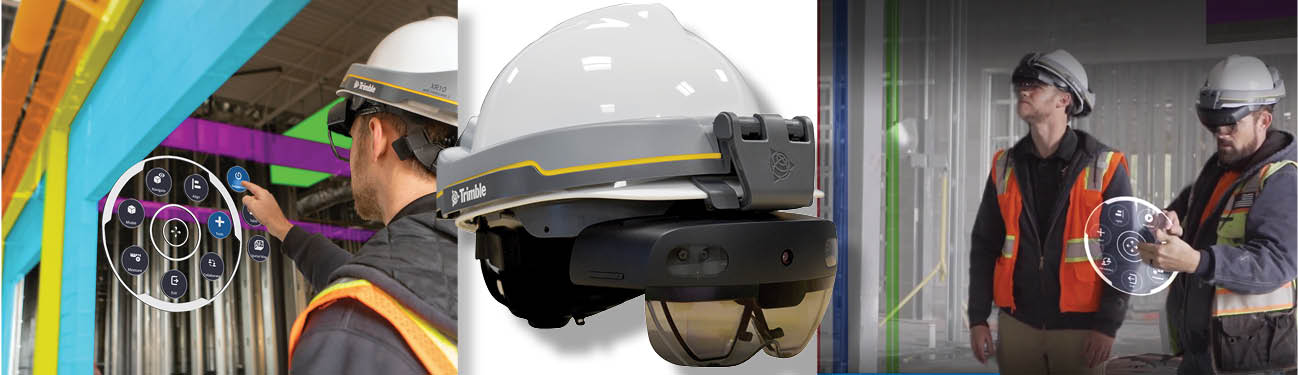 The Future is Now: P1 Group VDC Takes Technology to the Next Level with Mixed Reality Trimble