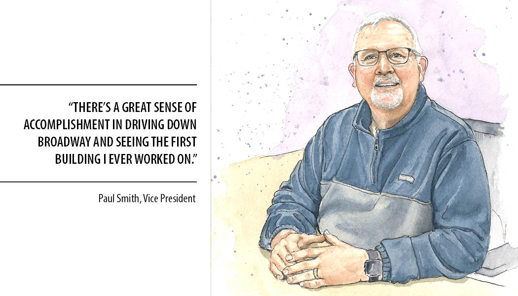 A Wealth of Wisdom: P1 Group Vice President Paul Smith Reflects on an Illustrious Career