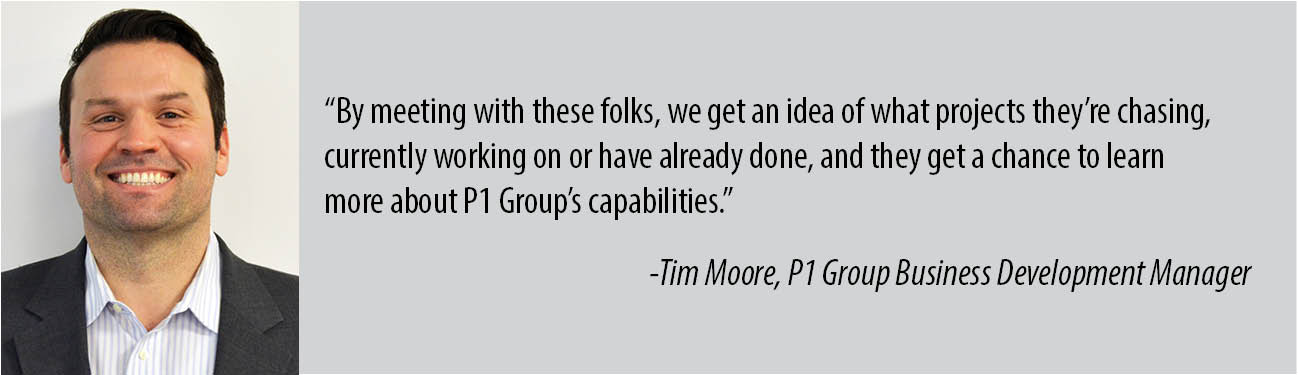 Tim Moore P1 Group