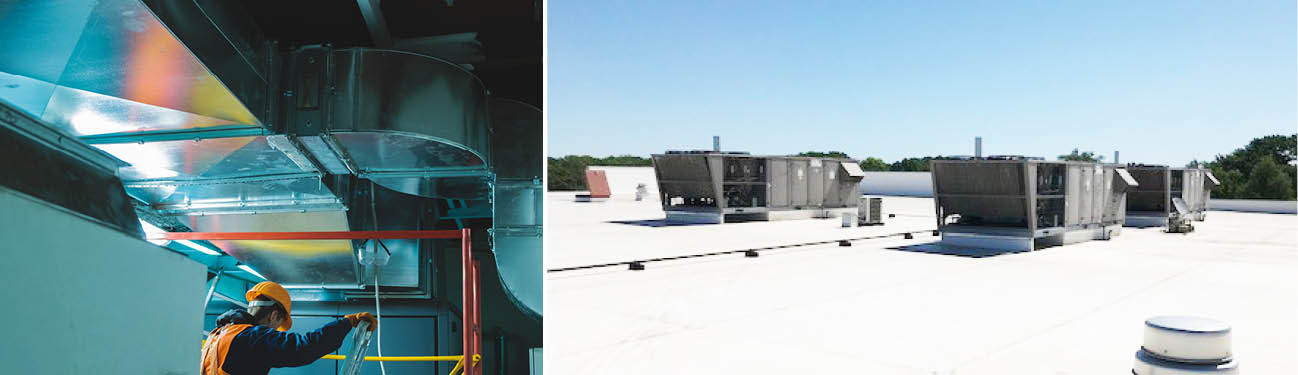 P1 Group Optimizes Ventilation Rate to Increase Safety for Associates