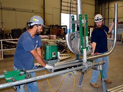 Electrical Fabrication Workers