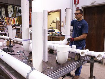 Plumbing Worker 1