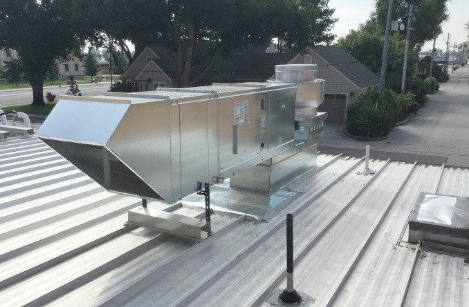 Project Profile: Lakin Elementary Kitchen Remodel