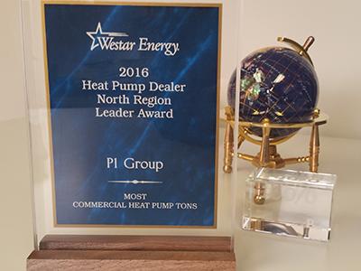 P1 receives Westar Energy award