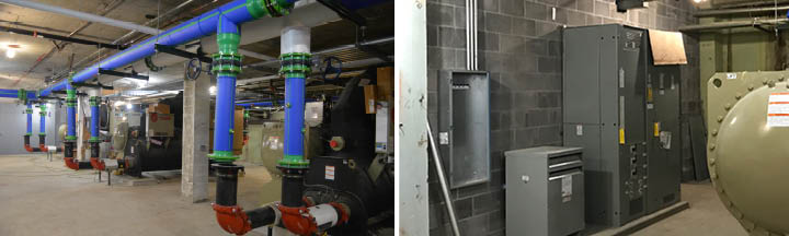 pipe and electrical fabrication