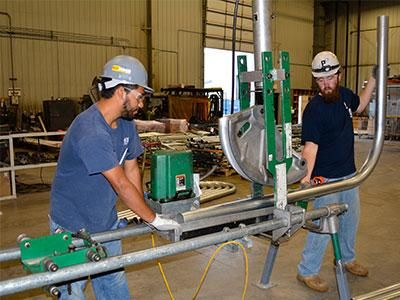 fabrication construction service workers in lawrence kansas